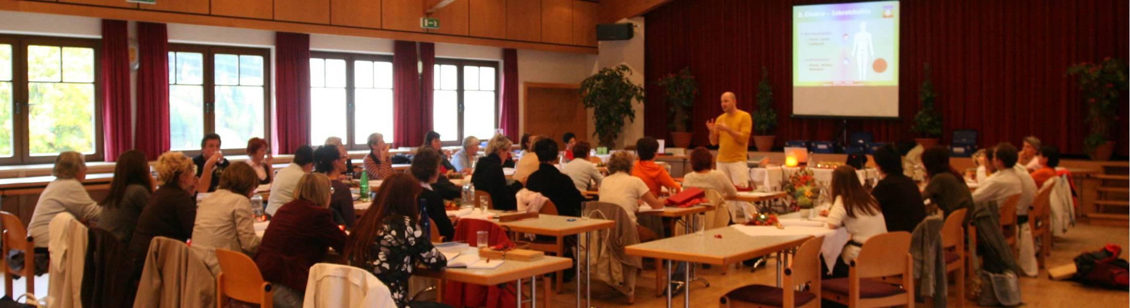 Vorträge und Seminare zur Gesundheit