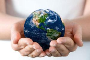 Durch Ernährung die Welt retten!